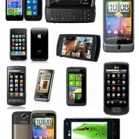 Remainders from Appel, Sony, Motorola, Nokia, HTC, Samsung, Smartphone from 4.00 €