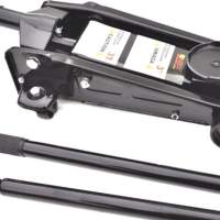 ONEX Garage jack Vehicle jack - Max. lifting capacity 3000 kg - 140-460 mm lifting height - OX-449